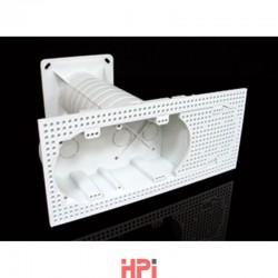 Krabice elektro 3 pro ETICS