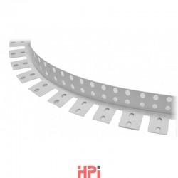 Lišta rohová - PVC oblouková