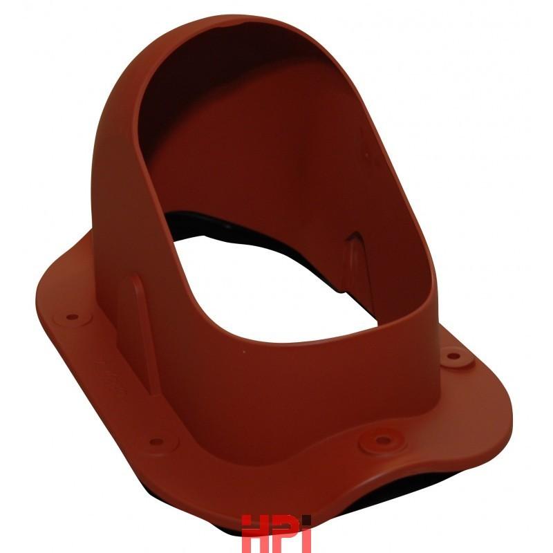 Prostup pro plechovou profilovanou krytinu nízký profil