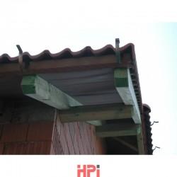 Pás proti ptákům PVC 80 mm v roli, délka 60 m