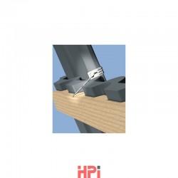 Příchytka tašky č. 2 - 80 mm pro betonovou krytinu