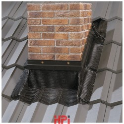 TOP-FLEX olovo - těsnící pás kolem komínů 300 mm