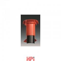 Dlouhá odvětrávací roura Venduct® 125 mm s odvodem kondenzátu